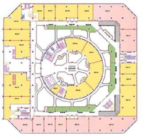 上海1993老场坊平面图_上海1933平面图_平面设计图